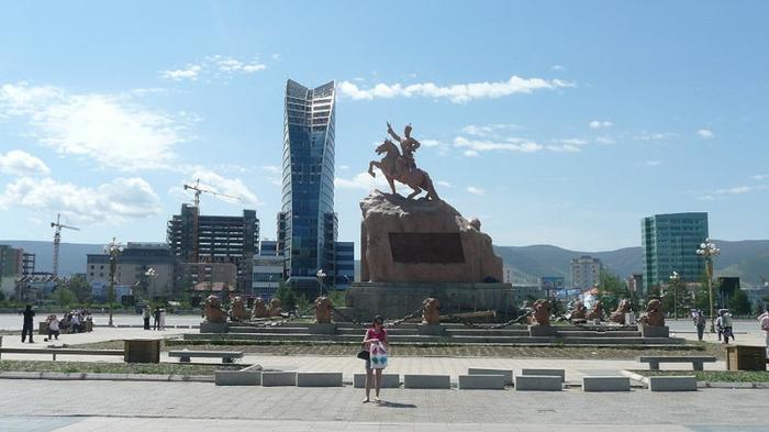 oulan-bator capitale mongolie monument historique
