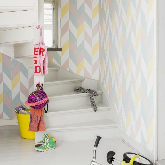 papier peint scandinave pour votre maison