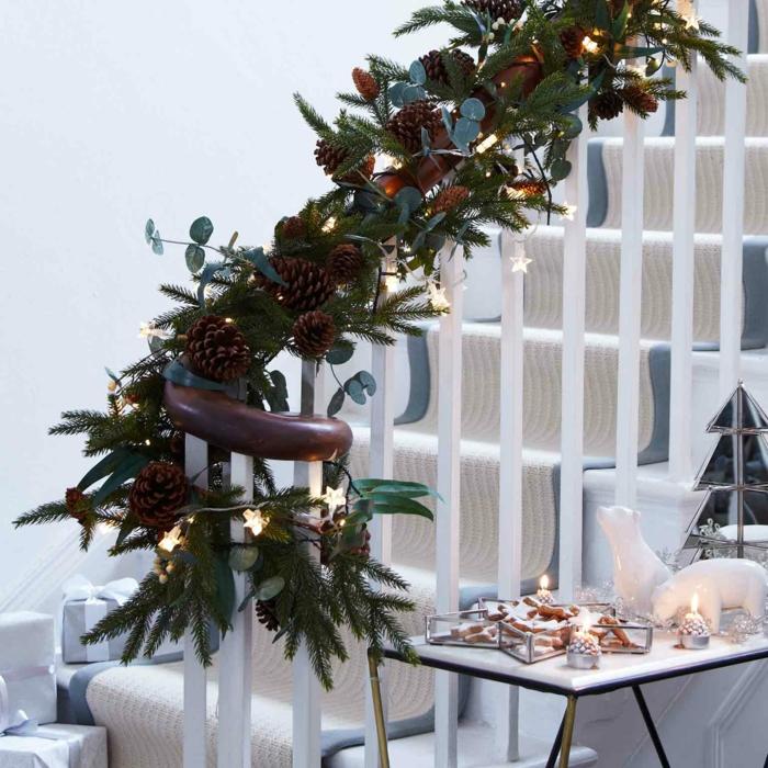 proposition guirlande de Noël diy