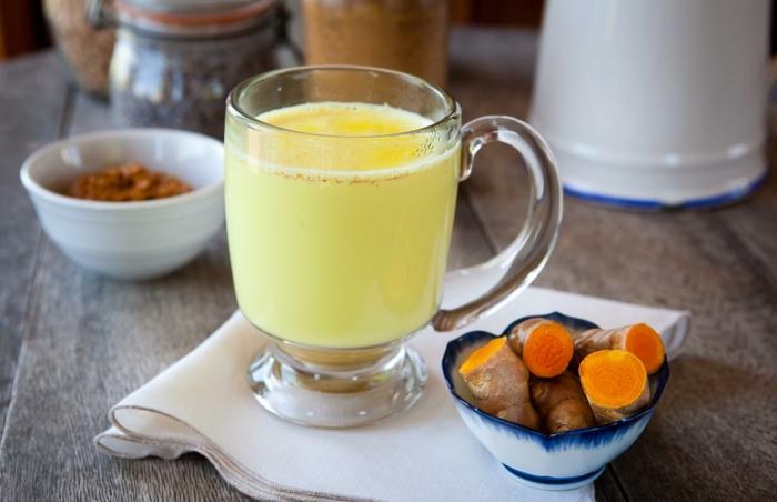 recette avec du lait à préparer à la maison boisson lait d'or