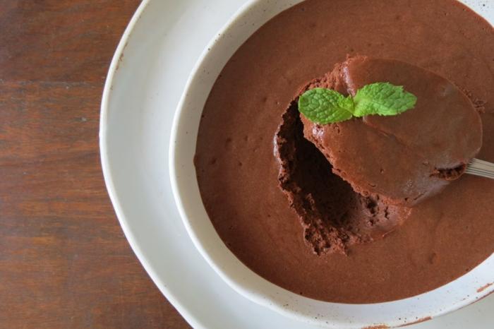 recette mousse au chocolat inspirante