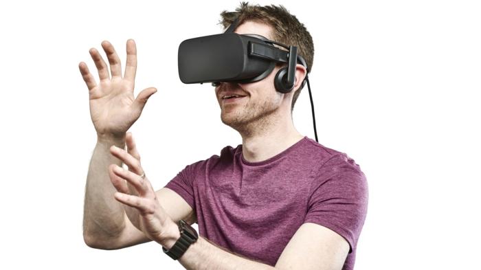 Oculus Rift Product & Portrait Shoot