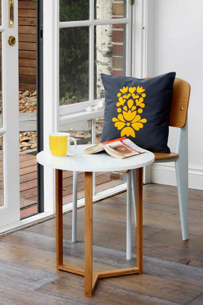 table et chaise pour un design en lagom