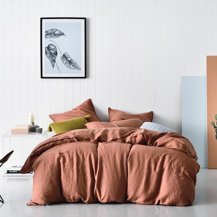 la couleur terracotta pour r chauffer votre int rieur. Black Bedroom Furniture Sets. Home Design Ideas
