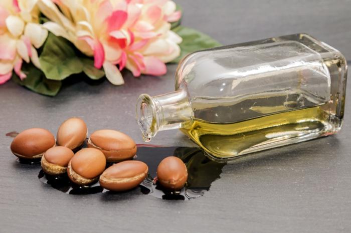 argan huile hydratante visage