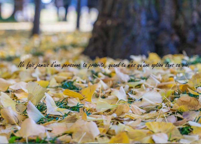 citations d'amour ne fais jamais d'une personne ta priorité