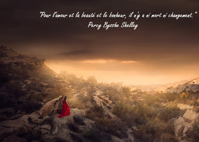 citations d'amour percy bysshe shelley