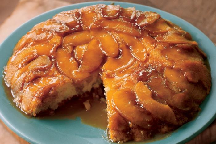 comment préparer gâteau aux pommes
