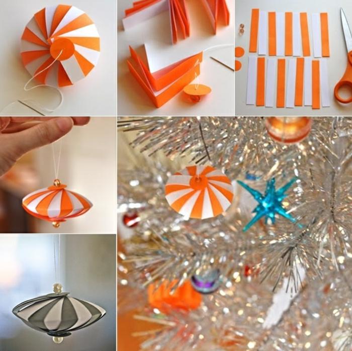 Dcoration en papier facile fabulous fabriquer deco noel - Pliage serviette ourson ...