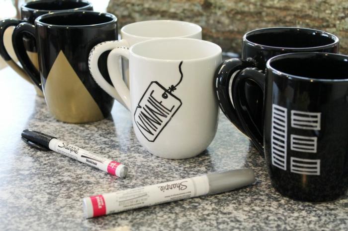 dessins sur tasse à café mug personnalisé