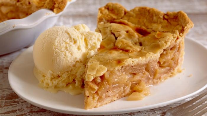 diy un gâteau aux pommes délicieux