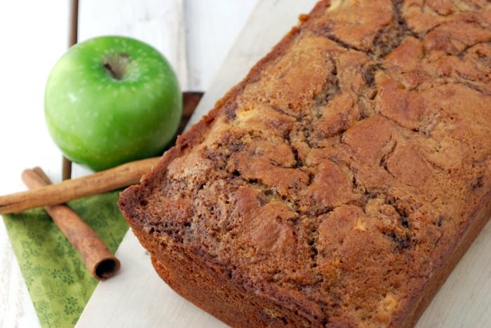 gâteau aux pommes recette