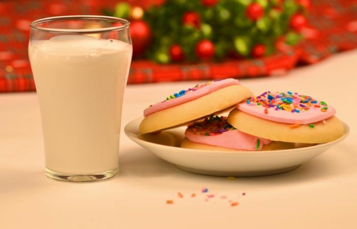 idée de dessert au lait fermenté