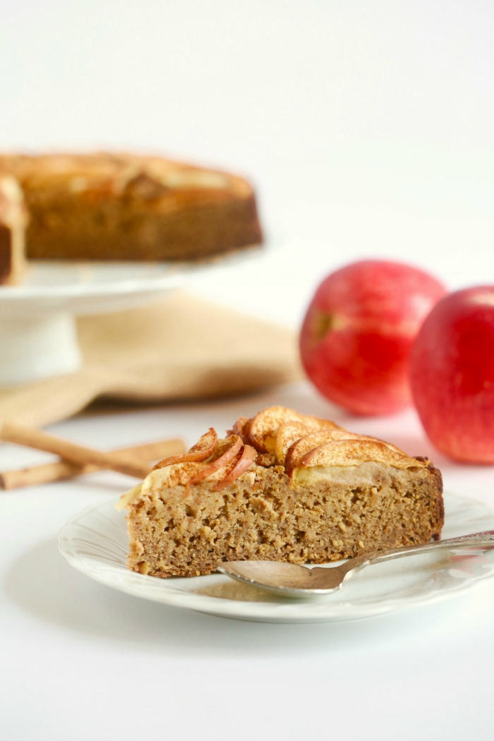 idées gâteau aux pommes