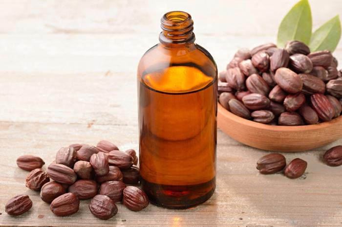 jojoba huile hydratante visage