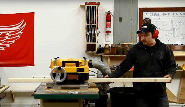 lit superposé à construire vous-même préparation des matériaux