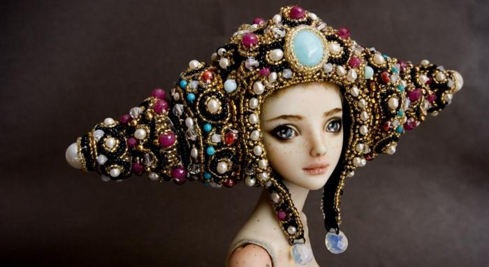 marina bychkova enchanted doll poupée réaliste