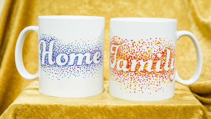 mug personnalisé tasse à café diy