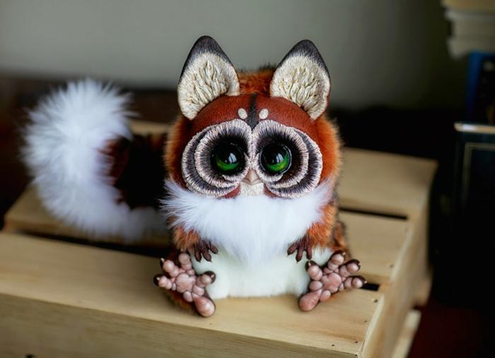 santani créature magnifique poupée réaliste