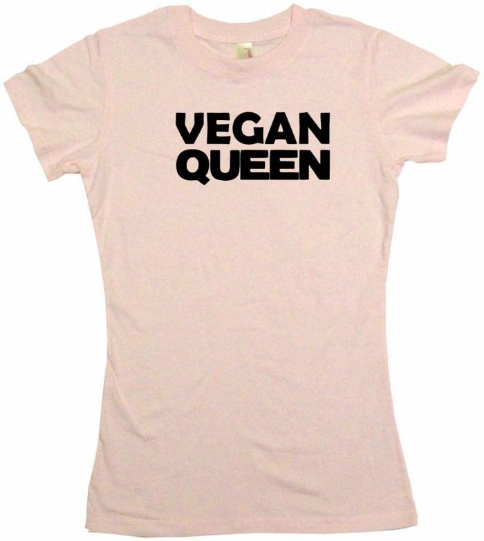 t shirt idée cadeau vegan