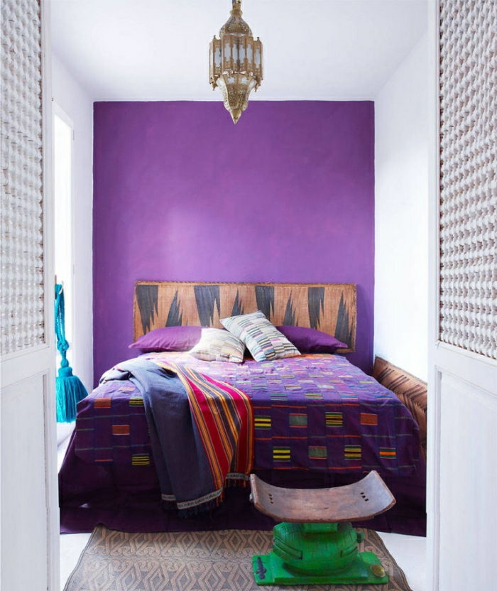 ultra violet la couleur de l 39 ann e 2018 choisie par pantone. Black Bedroom Furniture Sets. Home Design Ideas