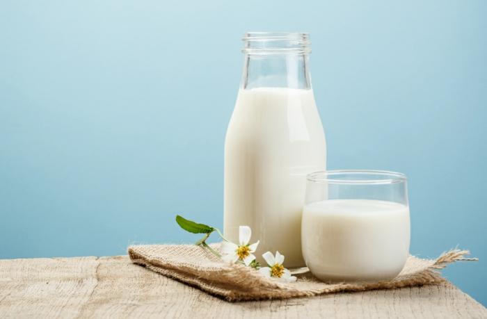 utilisation du lait fermenté