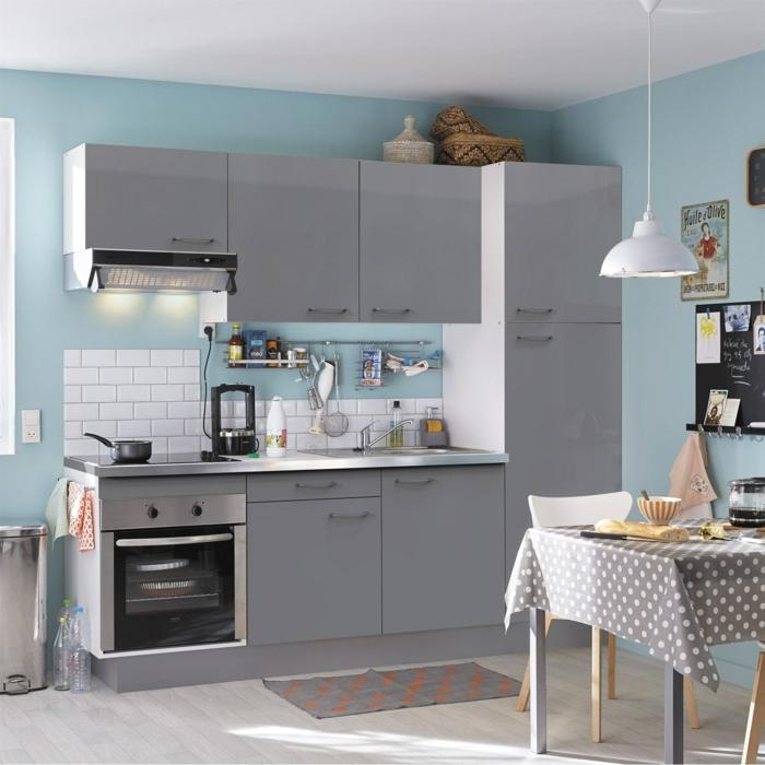 électroménager compact aménagement petite cuisine