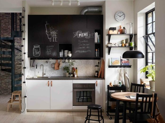 aménagement petite cuisine idée