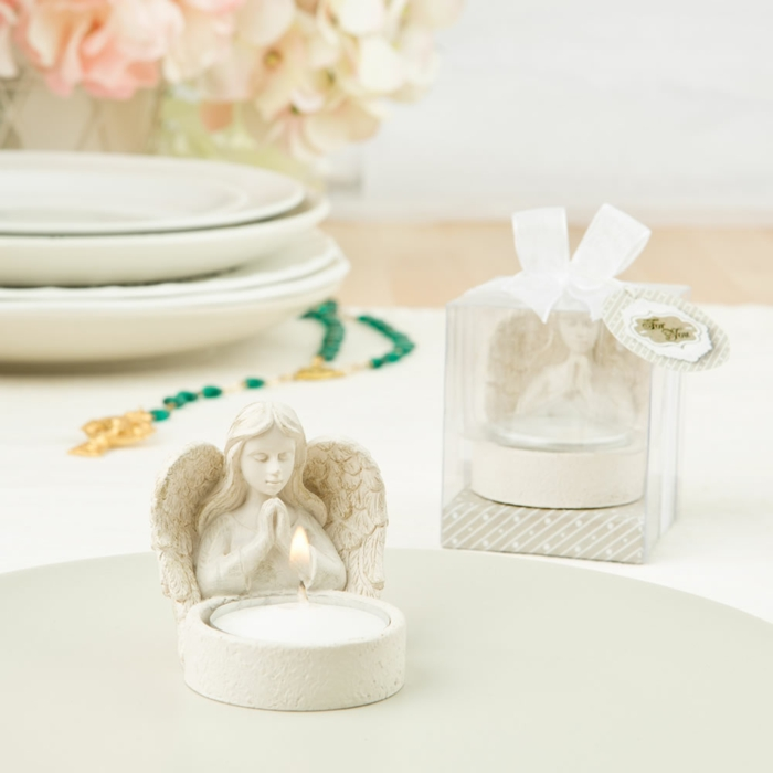 cadeau invités mariage bougies