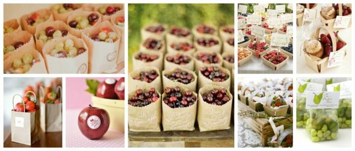 cadeau invités mariage gourmand