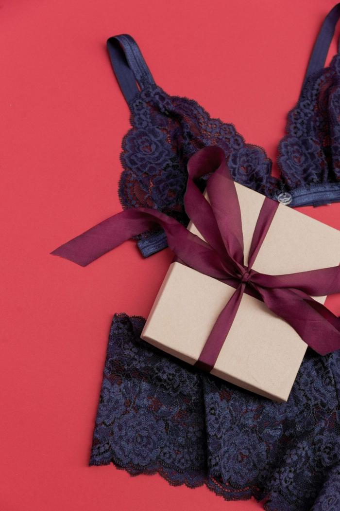 cadeaux saint valentin lingerie