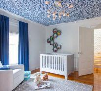 Papier Peint Plafond Osez Experimenter Avec La Deco