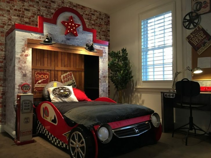 chambre enfant transformer un garage en habitation