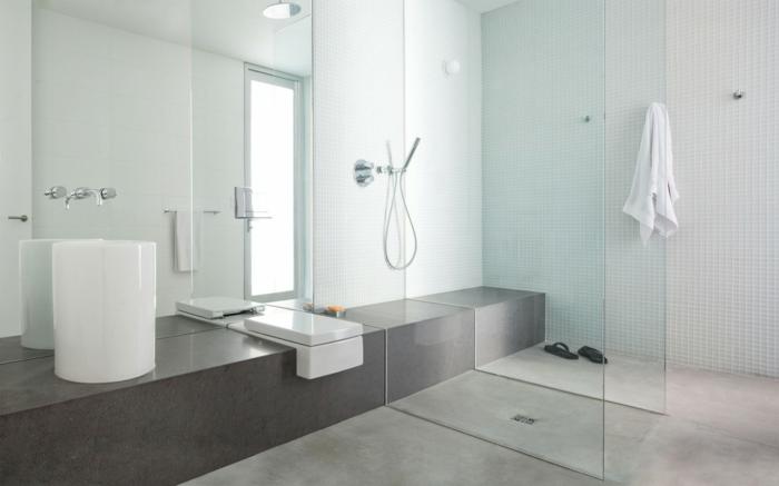 conseils de nettoyant naturel pour la paroi de douche
