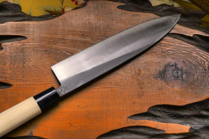 Couteau japonais le couteau de cuisine que tout le monde for Type de couteau cuisine