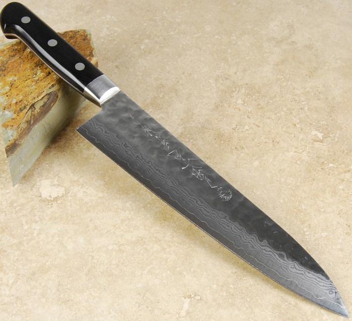 couteau japonais gyuto marché occidental
