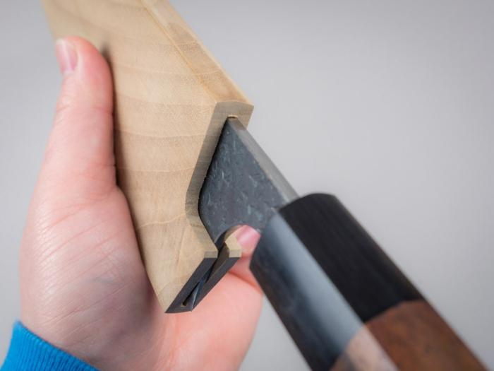 Couteau japonais le couteau de cuisine que tout le monde for Etui couteau cuisine