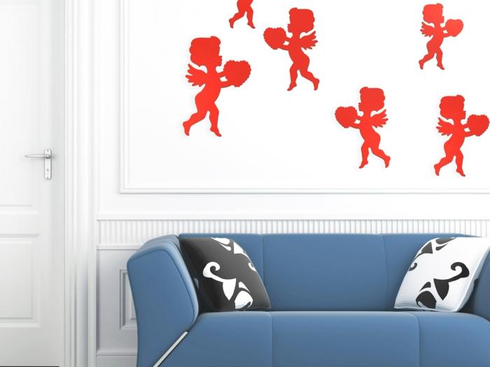 diy déco murale pour st valentin