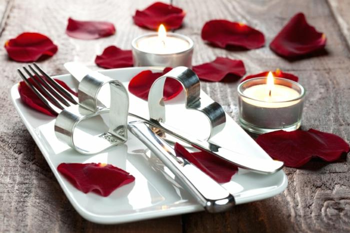 diy déco romantique pour le 14 février