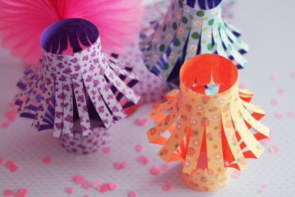 diy lanterne chinoise en papier