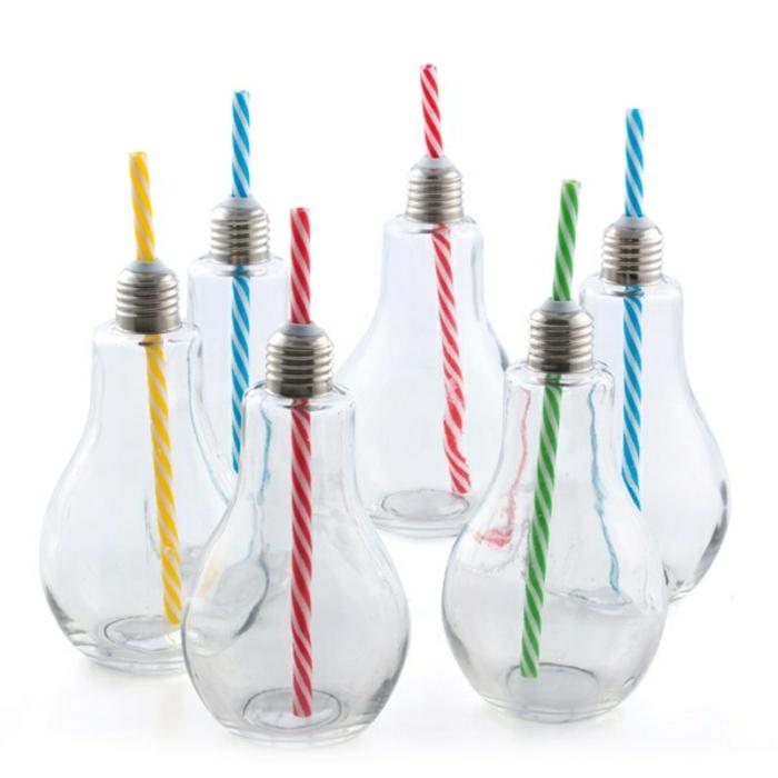 diy objets déco ampoules électriques