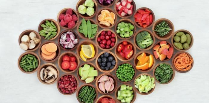 fruits et légumes régime thonon