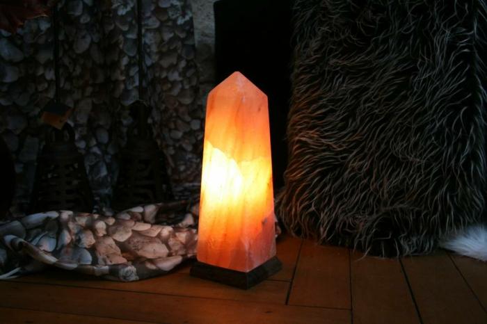 himalaya lampe cristal de sel 4kg