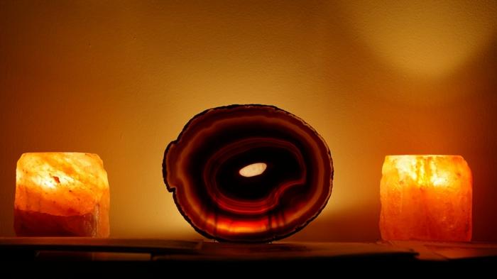 himalaya lampe cristal de sel
