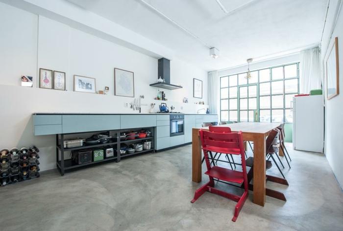 idée pièce transformer un garage en habitation