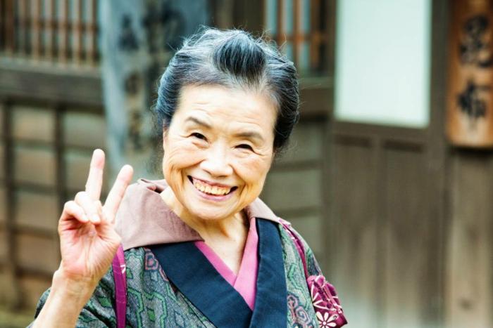 ikigaï et la longévité des japonais