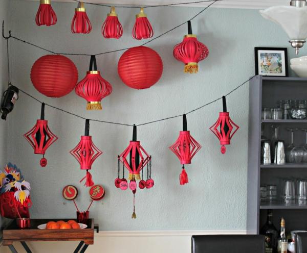 lanterne chinoise à faire soi-même
