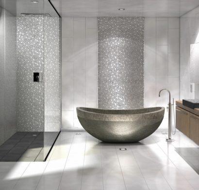 Douche à l\'italienne : adaptable à tous les styles de salles de bains