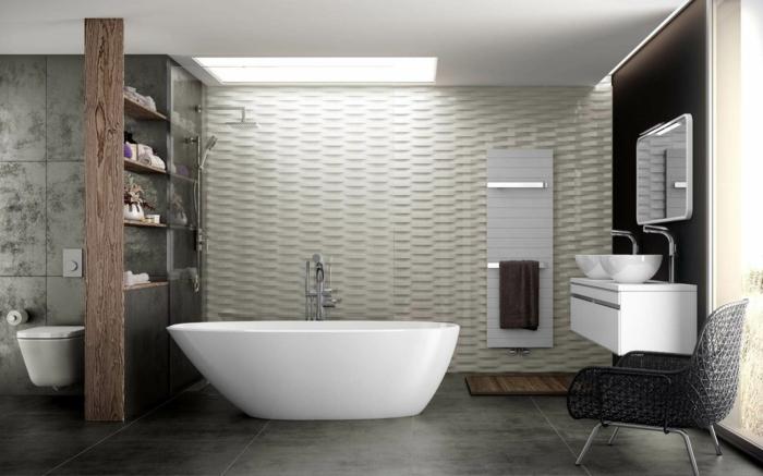 Diy un nettoyant naturel pour faire briller la salle de bains - Nettoyer salle de bain naturellement ...