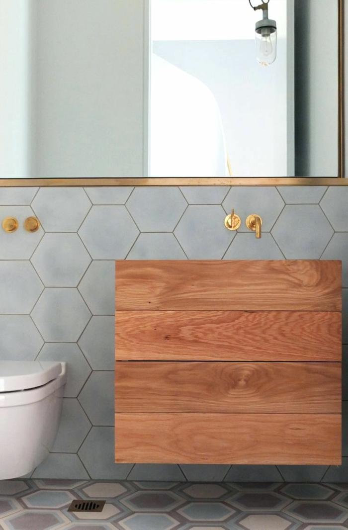 nettoyant naturel propositions pour la salle de bains